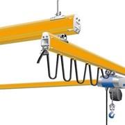 Однобалочный подвесной кран - EHB фото