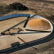 Временные зернохранилища LE MAR фото