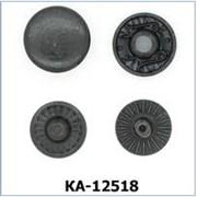Кнопка Альфа 12,5мм, Код: КА-12518 фото