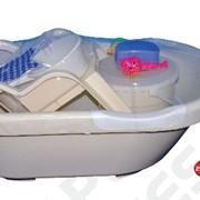 Ванночки для детей из пластика фото