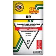 Полимерная шпатлевка KR фото