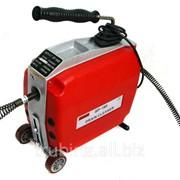Прочистная машина секционного типа, 370Вт, 5 спиралей 22мм-5м (25м) SP-180В Gerat фото