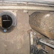 Отверстия для вентиляции и отопления, кабелей и канализации. фото