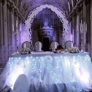 Дизайнерское оформление на свадьбу фото
