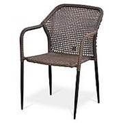 Плетеный стул Y35G-W1289 Pale фото