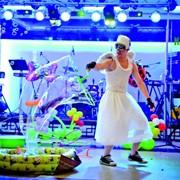 Шоу мыльных пузырей для детей и взрослых фото
