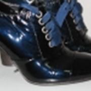 Реставрация лаковой обуви фото