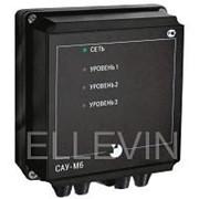 Сигнализатор уровня жидкости САУ-М6 трехканальный фото