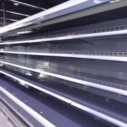 Холодильная горка / витрина RIO 3 MF 85/200 375S, (+2/+4С), 3750x867x2000H, R 404, подсветка козырька фото