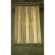 Новые деревянные поддоны фото