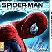 Игра Spider-Man: Edge of Time 3D (3DS) фото