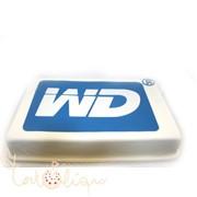 Корпоративный торт для WD №232 фото