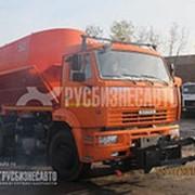 Дорожная машина КО-829Д1-20 на шасси КАМАЗ 53605-23 Евро-4 (ПС+ПМ+отв.+щет) фото