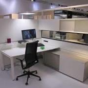 Современная офисная мебель фото