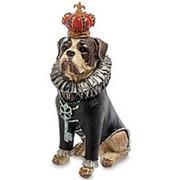 Статуэтка Собака Барри 11х29х18см. арт.NS-174 фото