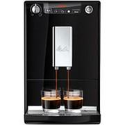 Эспрессо-кофемашина Melitta Caffeo Solo Е 950-101 серебристо-черная фото