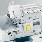 Typical GN3000-6 Высокоскоростной 3-игольный шести ниточный оверлок фото