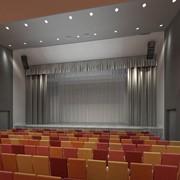 Оформление театров, кинозалов, актовых залов ДК. фото