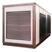 Дизельный генератор CTG AD-70RE в контейнере с АВР фото