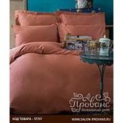 Постельное белье Issimo Home SIMPLY SATIN хлопковый сатин делюкс медный евро фото