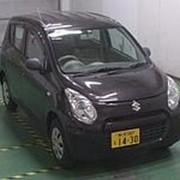 Хэтчбек 7 поколение SUZUKI ALTO кузов HA25S гв 2013 пробег 19 тыс км цвет коричневый фото