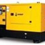 Дизельный генератор Gesan DPAS 25 E в кожухе фото