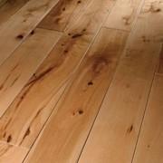 Деревянный пол, укладка доски пола фото