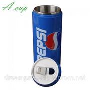Термокружка Pepsi фото