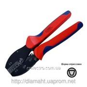 Инструмент для опрессовки втулочных наконечников ТМ 6-16 фото