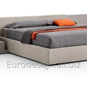 Кровать двуспальная Novamobili Suite фото