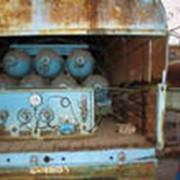 Автореципиенты для транспортирования, хранения газообразных продуктов фото