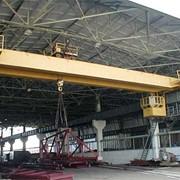 Ремонт мостовых кранов Монтаж и ремонт кранов и подъемного оборудования фото