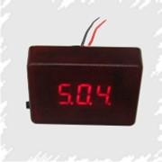 Цифровой индикатор уровня топлива фото