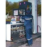 Монтаж системы мониторинга резервуаров фото