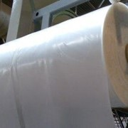 Пленка термоусадочная полотно (ширина до1,5 м, толщина от 100 мкм до 200 мкм) фото