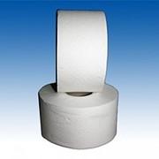 Уалетная бумага белая перфорированная фото