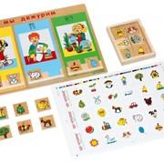Серия игрушек окружающий мир 33571 Мы дежурим фото