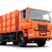 Автомобіль-сміттєвоз КрАЗ К12.2 фото