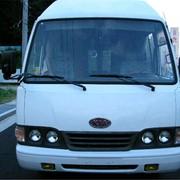Запчасти для автобуса KIA COMBI фото