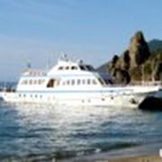 Круизное судно класса Люкс на Байкале фото
