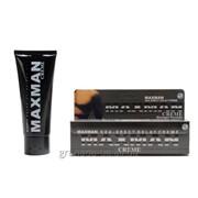 MaxMan - Крем для увеличения мужского достоинства. фото