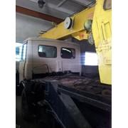 Автокран МАЗ 53371-102 фото