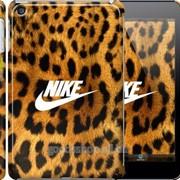 Чехол на iPad mini 2 Retina Nike на леопардовой шкуре 3082c-28