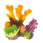 """Декор для аквариума """"Коралловый островок"""", 10 х 8 х 9,5 см фото"""