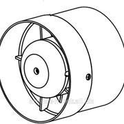 Канальный вентилятор AR-LV-1000 (AT-S51) фото