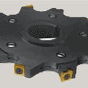 Фрезы дисковые с механическим креплением сменных многогранных твердосплавных пластин фото