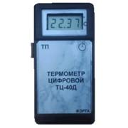 Цифровой термометр для оперативного контроля температуры ТЦ-40Д фото