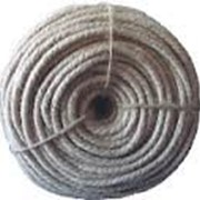 Веревка льняная фото