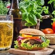 Доставка продуктов питания, алкогольной и табачной продукции, еды круглосуточно фото