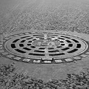дождеприемник круглый фото